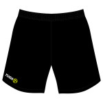 Pantalon basquet negro Tuga Teams