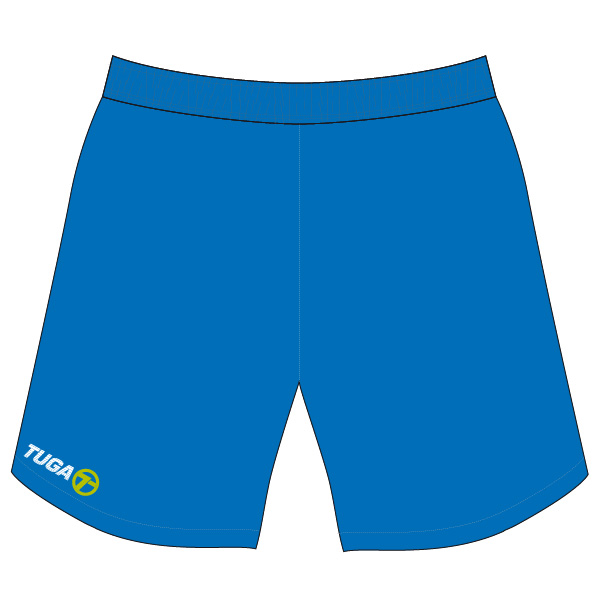 Pantalon basquet cyan Tuga Teams