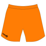 Pantalon basquet naranja Tuga Teams