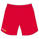 Pantalon basquet rojo Tuga Teams