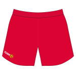 Pantalon multideporte rojo Tuga Teams