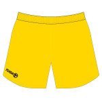 Pantalon multideporte amarillo Tuga Teams