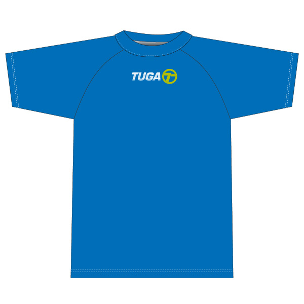 Camiseta basica blue Tuga Teams